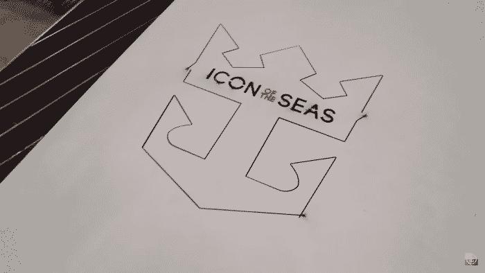 Icon of the seas logo