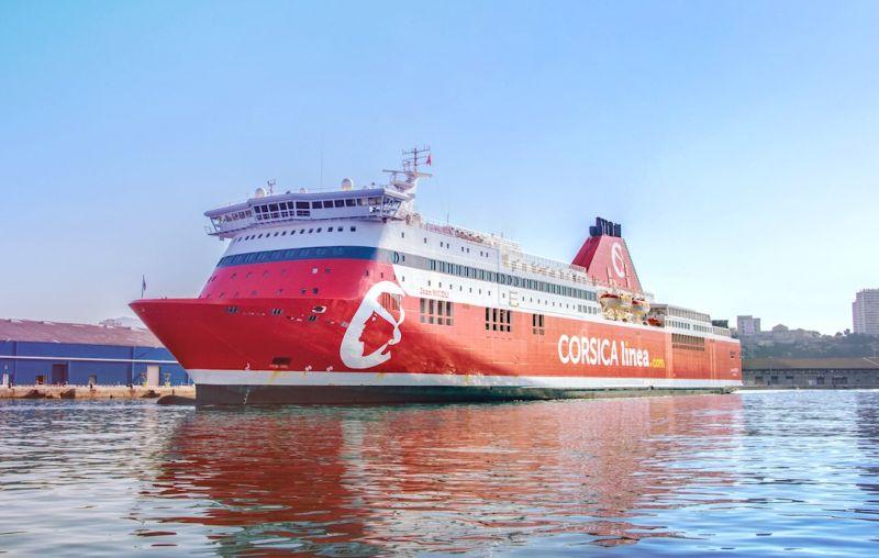 Jean Nicoli ferry Corsica Linea