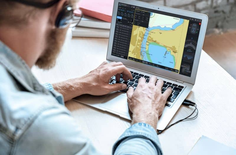Kongsberg Digital K-Sim ECDIS solution allows students to engage in IMO-STCW compliant training, anytime and anywhere