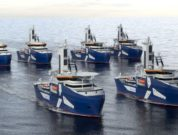 Kongsberg Maritime is to design and equip two specialist double-ended CSOV-SOVs for Awind