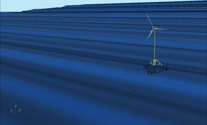 Opera offshore wind simulation tool