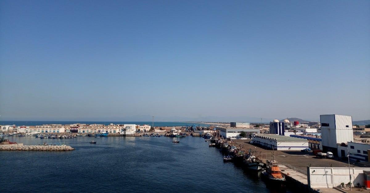 Port of Nador