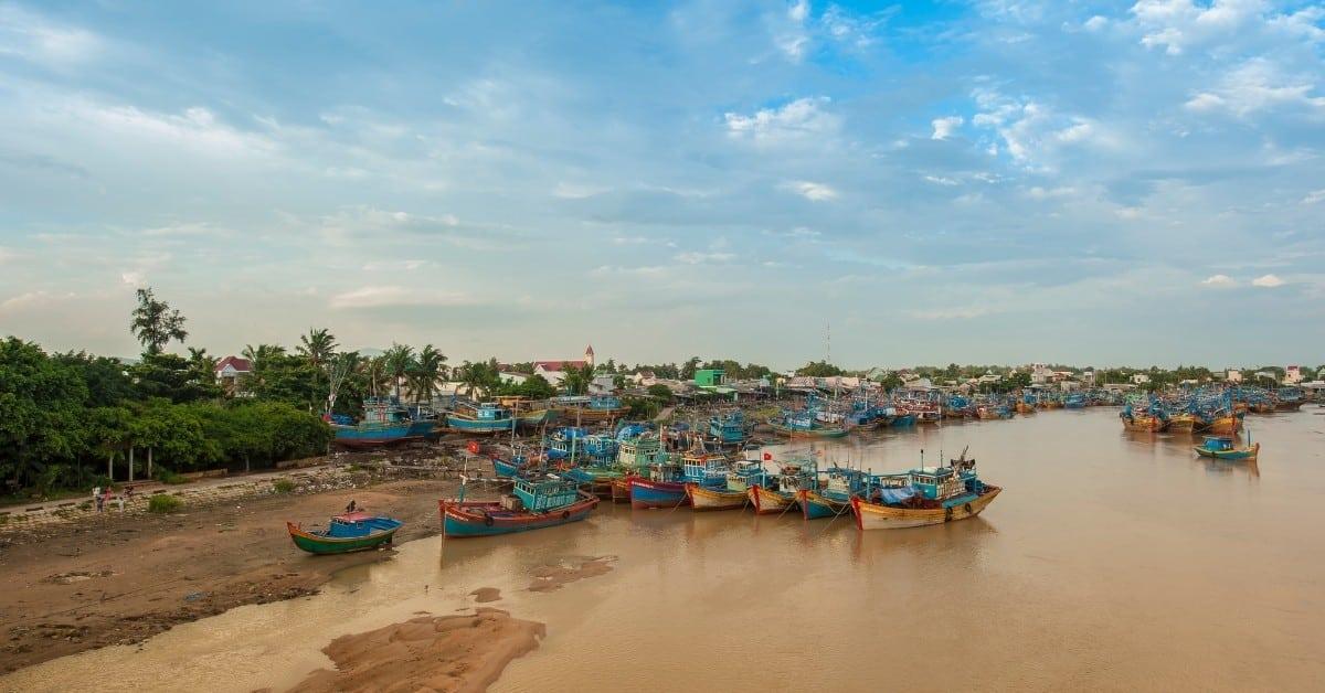 Port of Tan Tan