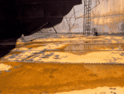 Procedure for Cleaning Fuel Oil Tanks on a Ship