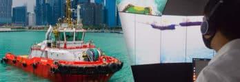 South-Asia's-first-remote-joystick-control-of-a-tugboat--Maju