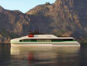 World's First Zero-Emission Fast Ferry