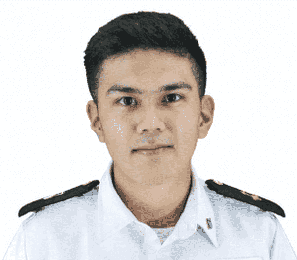 Image of Yrhen Balinis, a young, driven and passionate Filipino seafarer