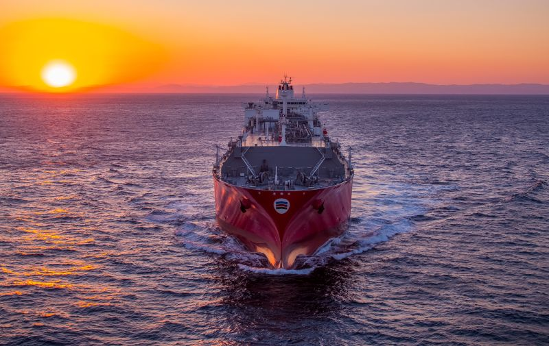 capital gas lng ship