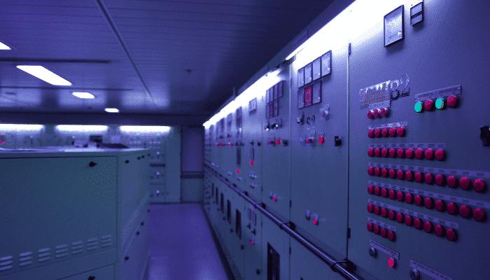 cruise ship electrical