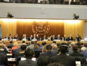 UN IMO council - discussing on decarbonization