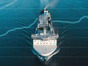 roro vessel representation