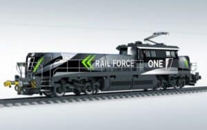 Port Of Rotterdam's First Zero-Emission, Full-Electric Shunting Locomotives In Production