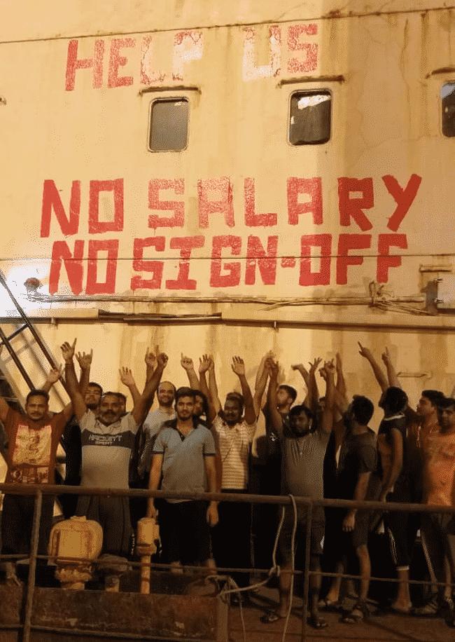 Seafarers rejoice