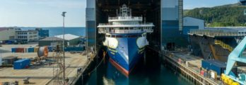 ulstein - National Geography ship
