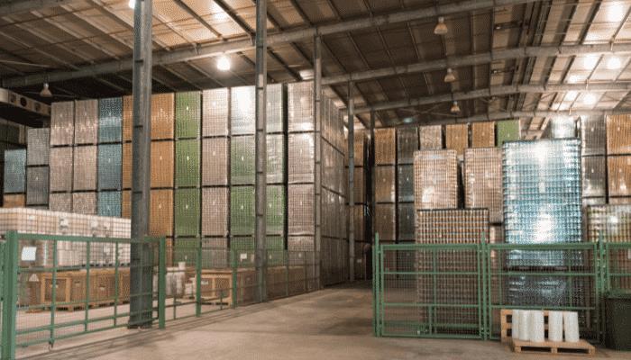 warehouse cargo