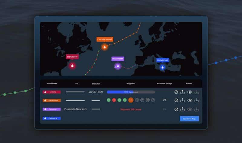 DeepSea's Pythia platform user view