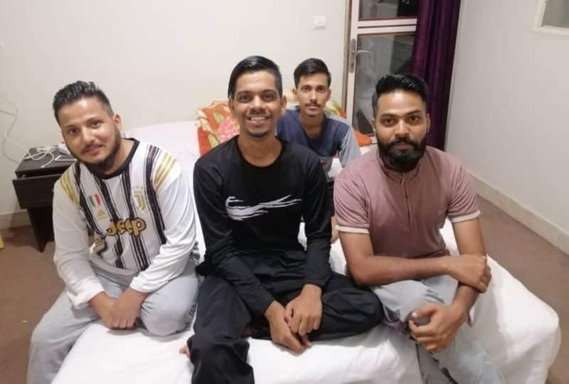 Five Indian Seafarers In Iran