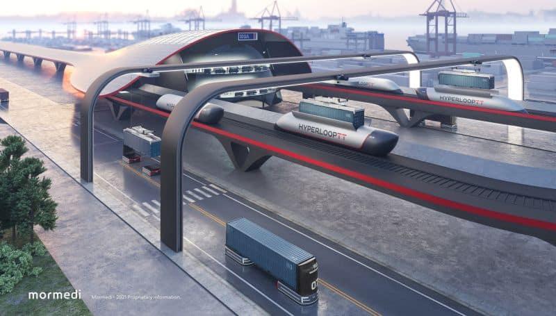 Hyperport Cargo Solutions-Station (HCS-Station)