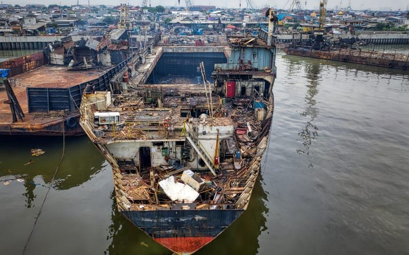 IHM and ship recycling