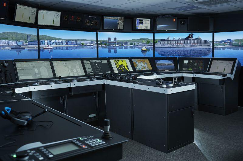 Kongsberg Digital Delivering Multiple Simulators To Tolani Maritime Institute In India