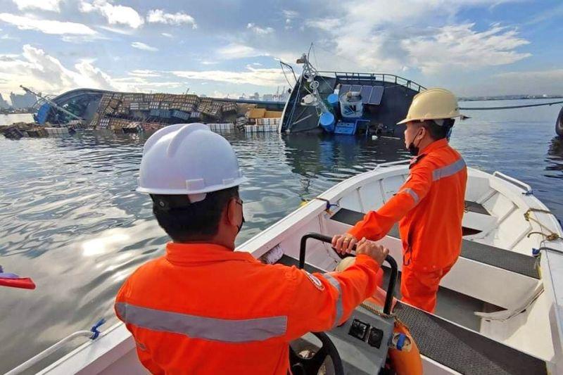 MV Palawan Pearl -sunken