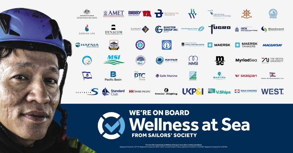 Sailors' Society's wellness_awarness_campaign_logos