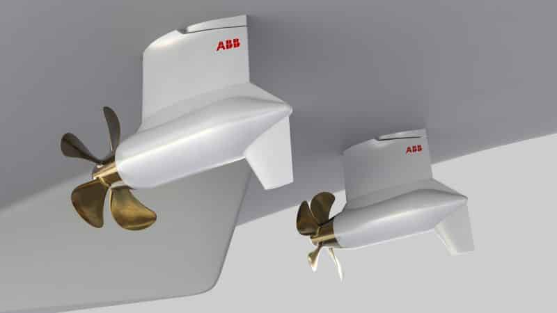 With OptimE, further fuel savings of up to 1.5 percent are achievable for vessels powered by Azipod® propulsion