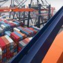 container-kranen - port of rotterdam