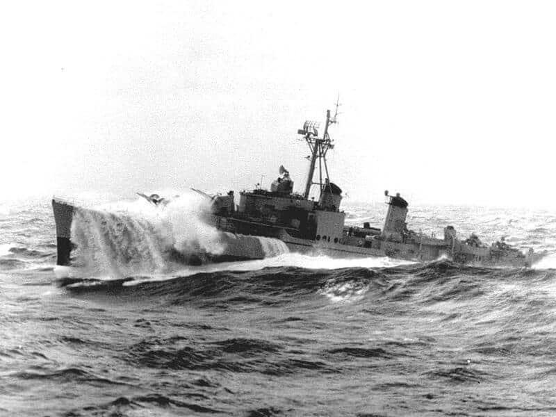 USS Warship