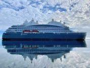 Le Commandant Charcot | Polar Exploration Ship | Overall length: 150 m | Breadth: 28 m