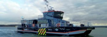 World's First Hybrid-powered Surface Effect Ship Classed By Bureau Veritas