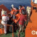 coast guard rescuing people