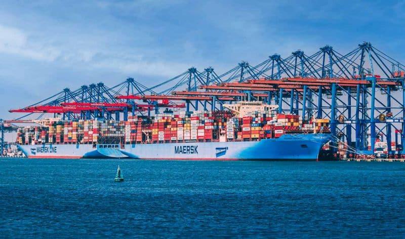 suez canal container terminals