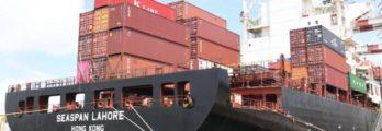 MV seaspan lahore