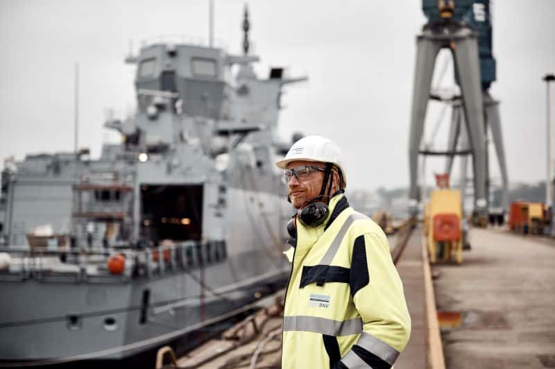 New DNV Naval Technical Assurance concept offers tailored solutions for naval verification