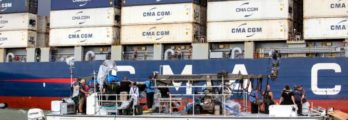 CMA CGM official partner of No Time To Die, new James Bond film