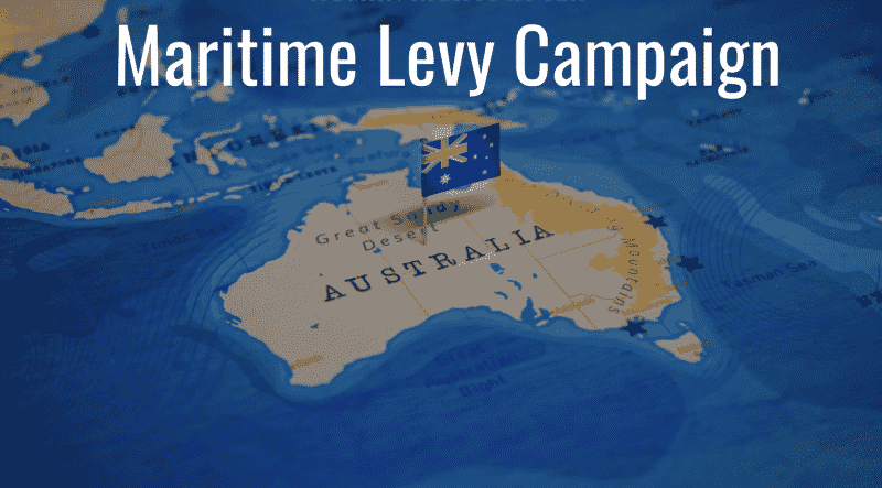 HRAS Maritime Levy Campaign-POSTER