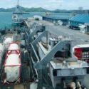 INS Airavat In Thailand