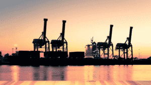 Port Silhouette