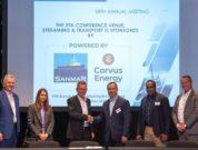 Sanmar - Corvus Shake hands on the deal