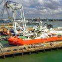 The Most Advanced Polar Research Vessel In The World Departs Damen Shipyards For Australia