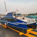 Zero-Emission Hydrogen Fuel Cell Ferry Hits The Water