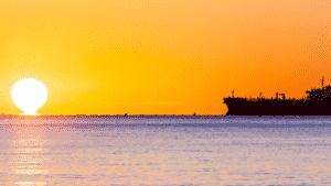 tanker ship representation