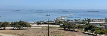 traffic on port of los angeles & long beach