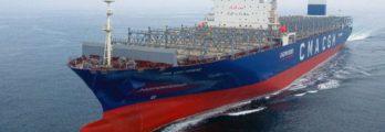 CMA CGM LNG Powered