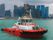 Keppel Offshore & Marine Remote Control Tug