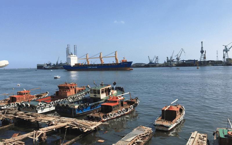 Keti Bander Port
