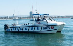 Long-standing Award - VMR Southport vessel - Marine Rescue 2 - image supplied by VMR Southport