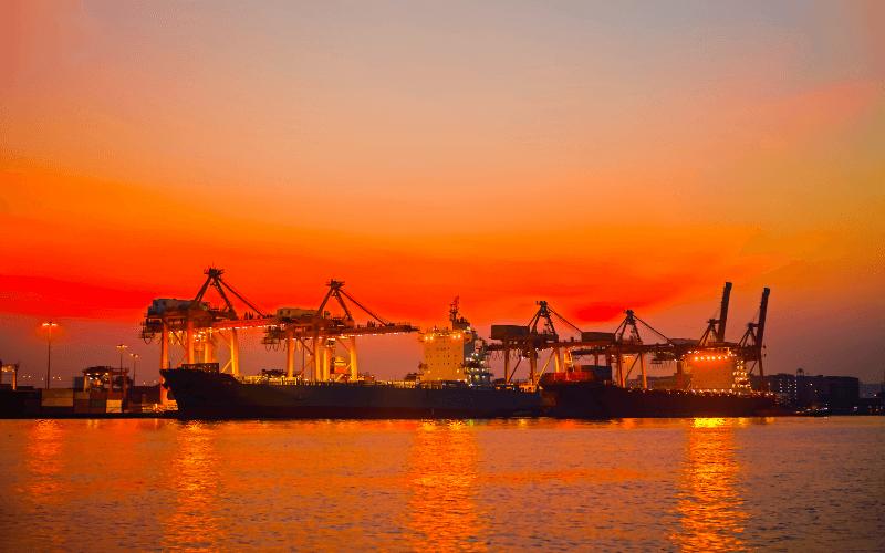 Port of Pasni