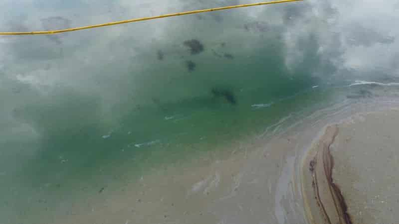 Unified command continues response to oil spill off Orange County beaches